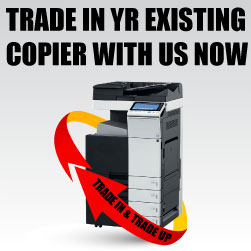 Trade in Your Copier Machine